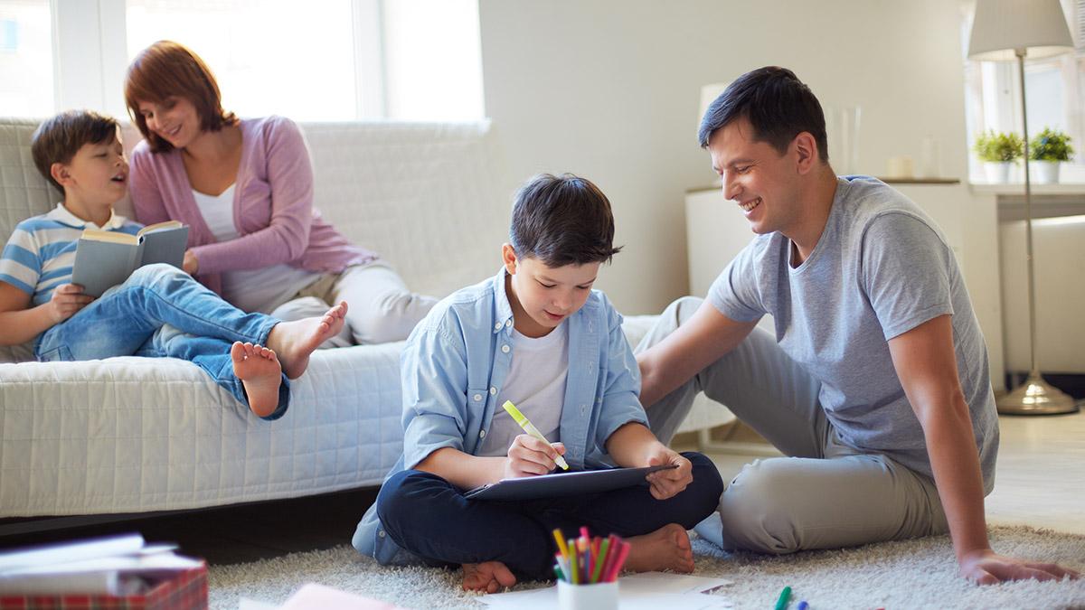 پادکست لغات و اصطلاحات مکالمه والدین و فرزندان